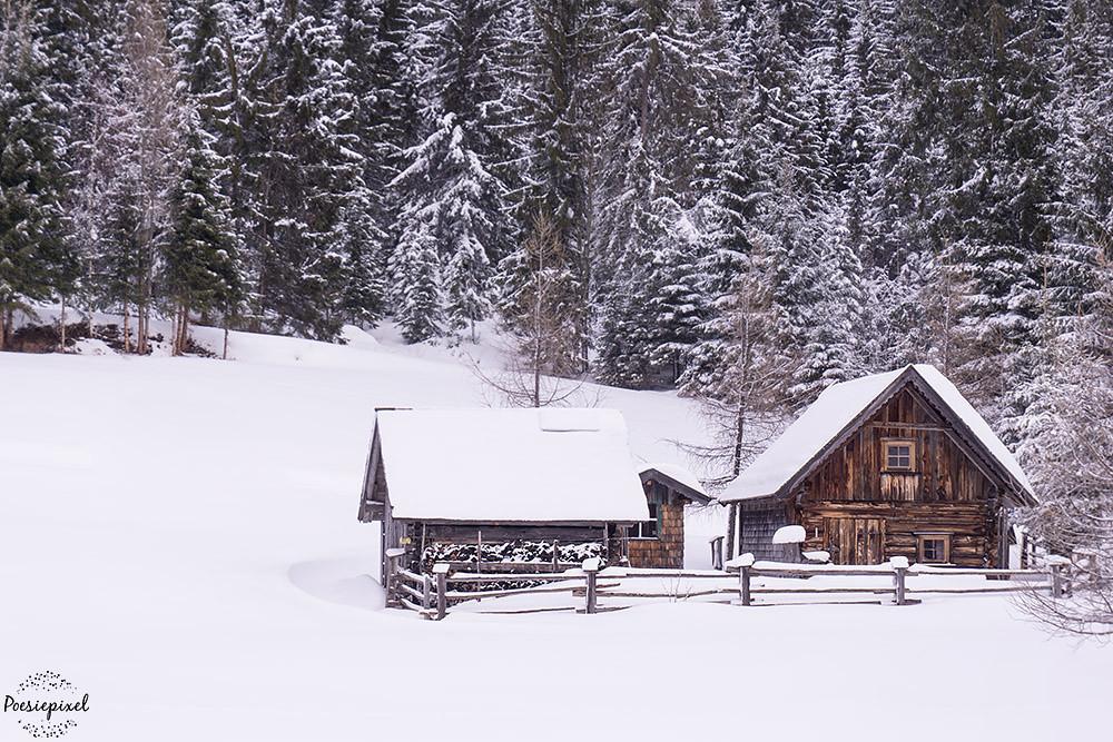 Eine Woche im Schnee - Filzmoos 2018