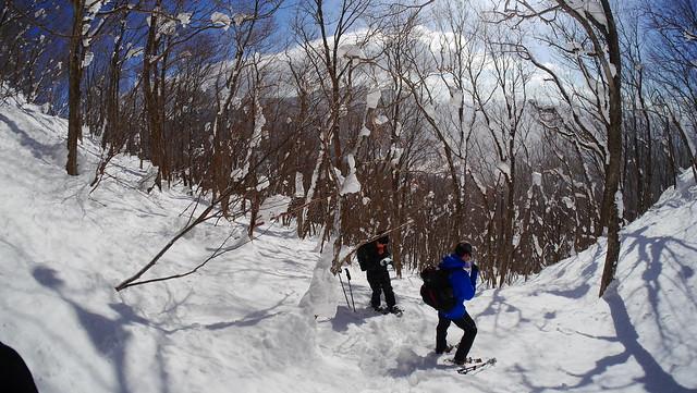 瀞川山スノーシューハイク (49)