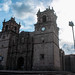 Puno´s Cathedral (exterior)