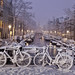 Cold wintry nights in Amsterdam by B℮n