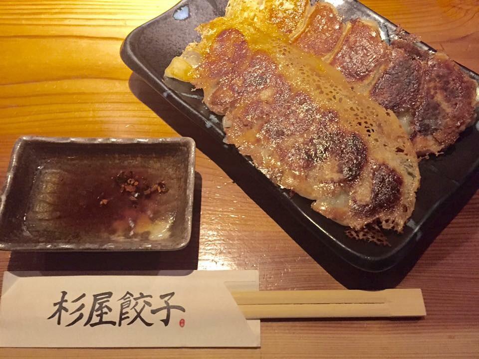 プレイボーイ⑥ 杉屋餃子
