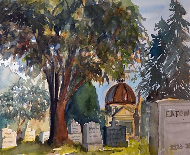Santa Clara Mission Cemetery 2