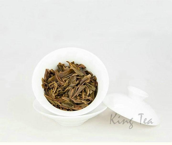 2015 XiaGuan DaBaiCai Big Cabbage Cake 357g   YunNan        Puerh Raw Tea Sheng Cha