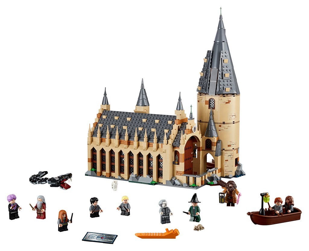 LEGO Harry Potter 75954 - Hogwarts Great Hall