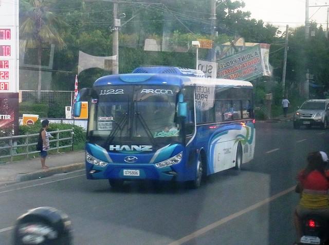 Jhade Transit 1122