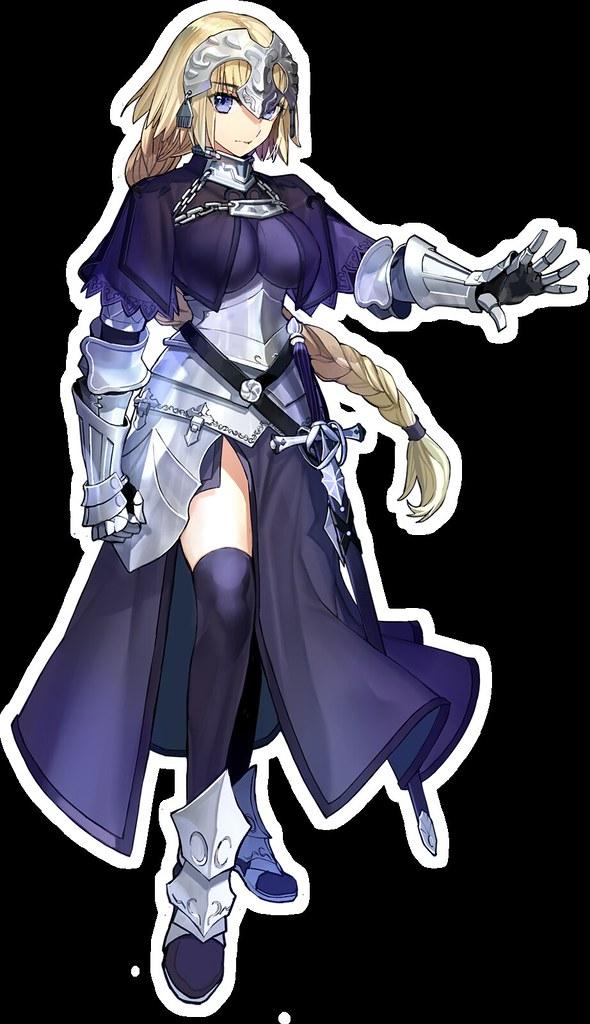 Fate_Extella_Link_Servant_Jeanne_d'Arc_01