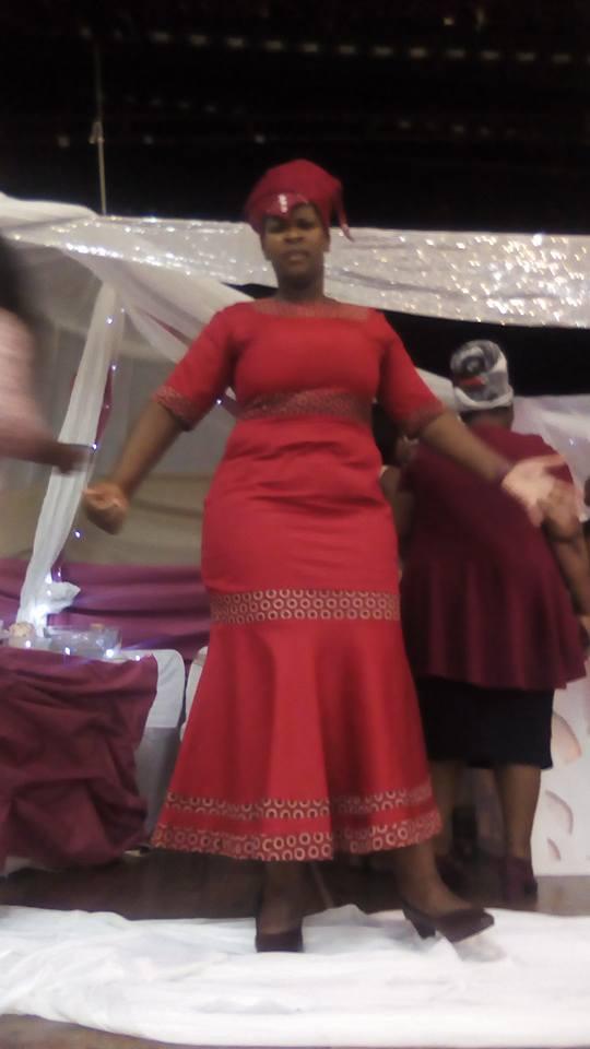 Mordern Shweshwe Dresses In South Africa 2018 Fashionre