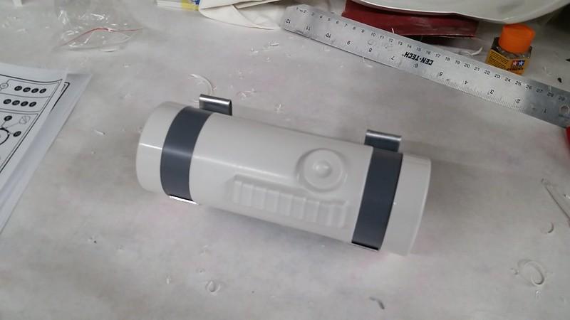 Assembled Thermal Detonator