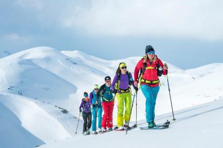 Kompletní přehled skialpových stylů