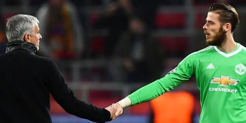 Jose Mourinho Ujar Manchester United Tidak Bakal Jual David De Gea