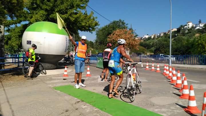 La Ciudad de Coria acogerá la organización del Campeonato de Extremadura de Triatlón Sprint
