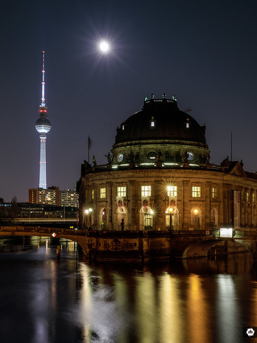 Full Moon in Berlin | #VFBLN