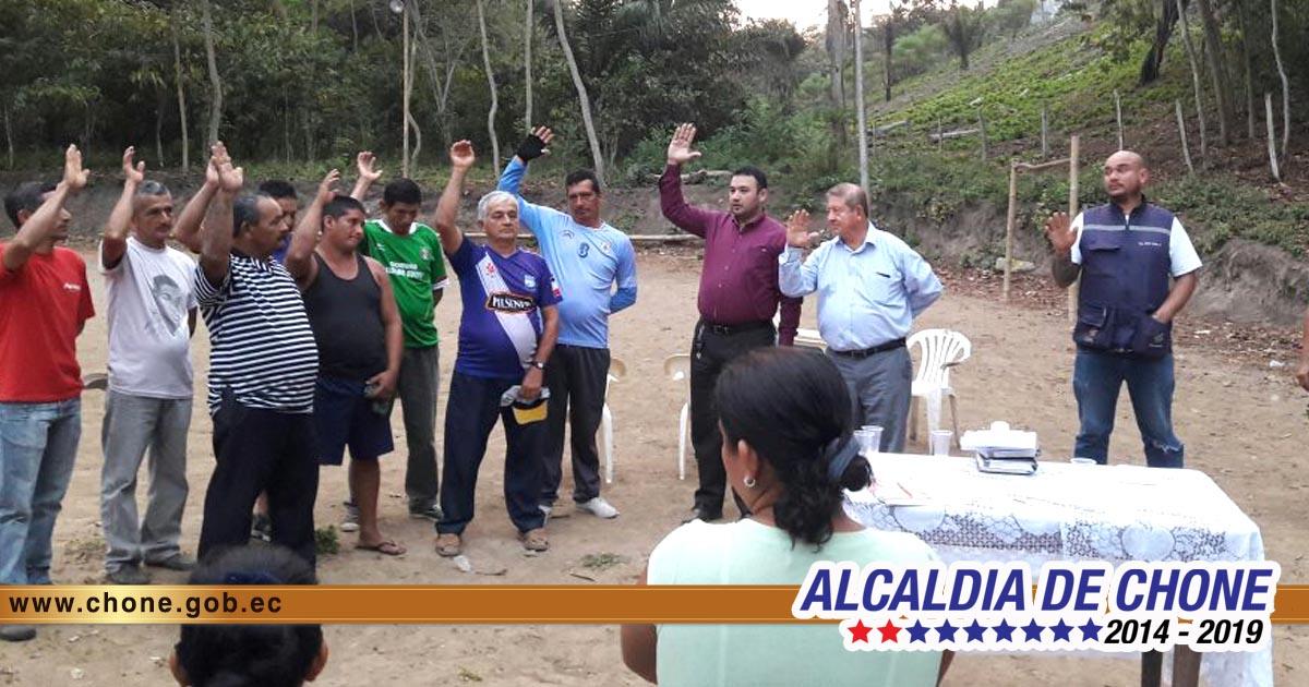 Personería jurídica para asociación del sitio Culebra