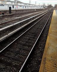 Monday Morning at Howard Beach Station NYC