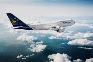 Lufthansa Logo Lackierung