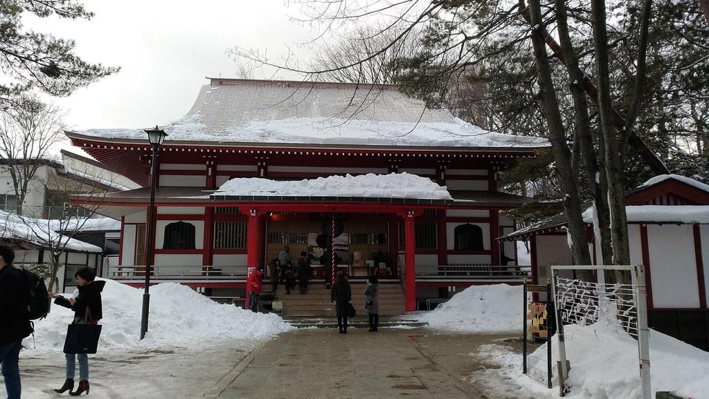 光泉寺本殿