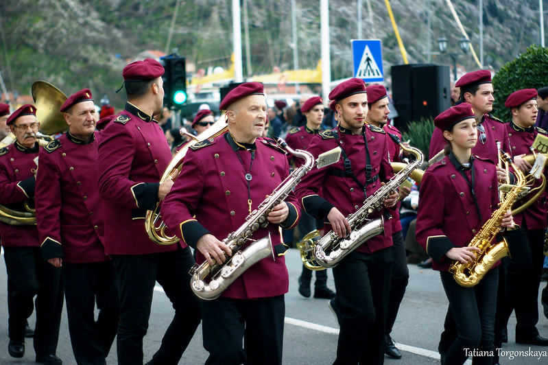 Оркестр из Дженовичей
