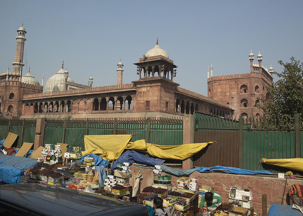 Grand Mosque,Delhi