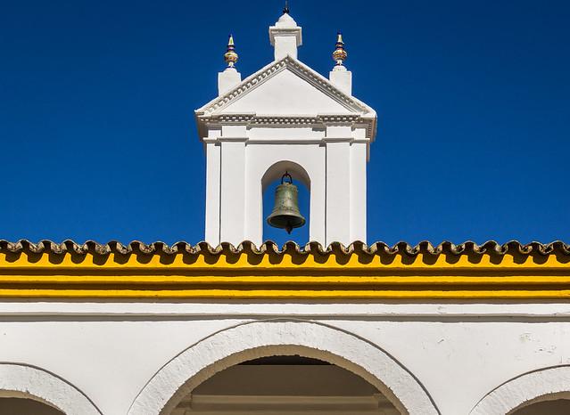 Spain - Seville - Constantina - Ermita Nuestra Señora del Robledo