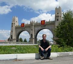 Magas / Магас (Ingushetia) - City Gate