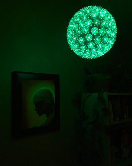 I think I see the light 💚
