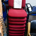 Wine stacking chairE25