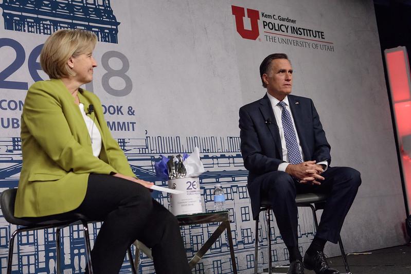 2018 Utah Economic Outlook & Public Policy Summit