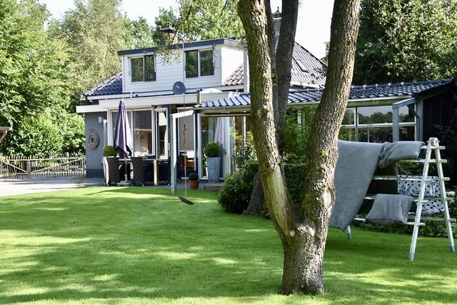 Woning landelijke stijl landelijke tuin