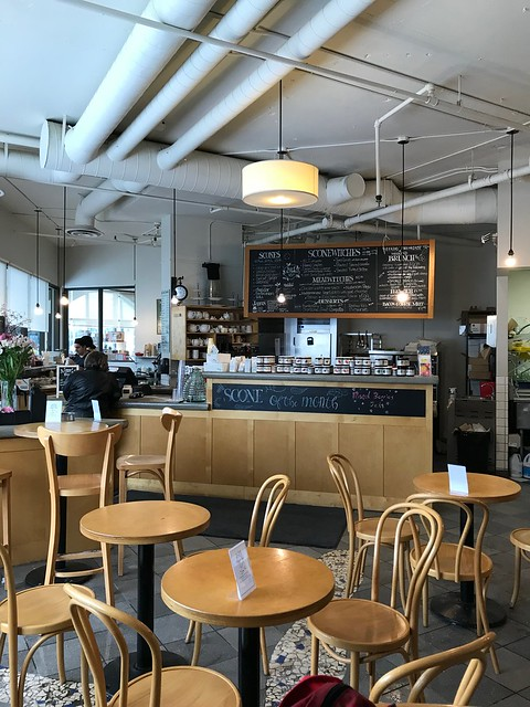Best Ottawa Coffee Shops - Coffee date at the Scone Witch