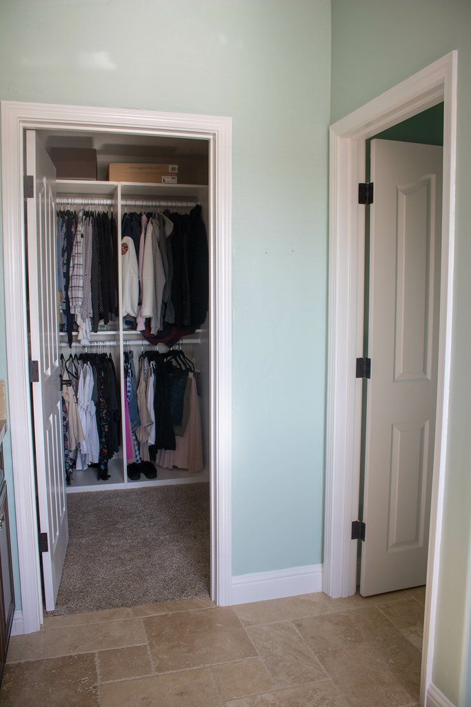 Master Closet (progress)