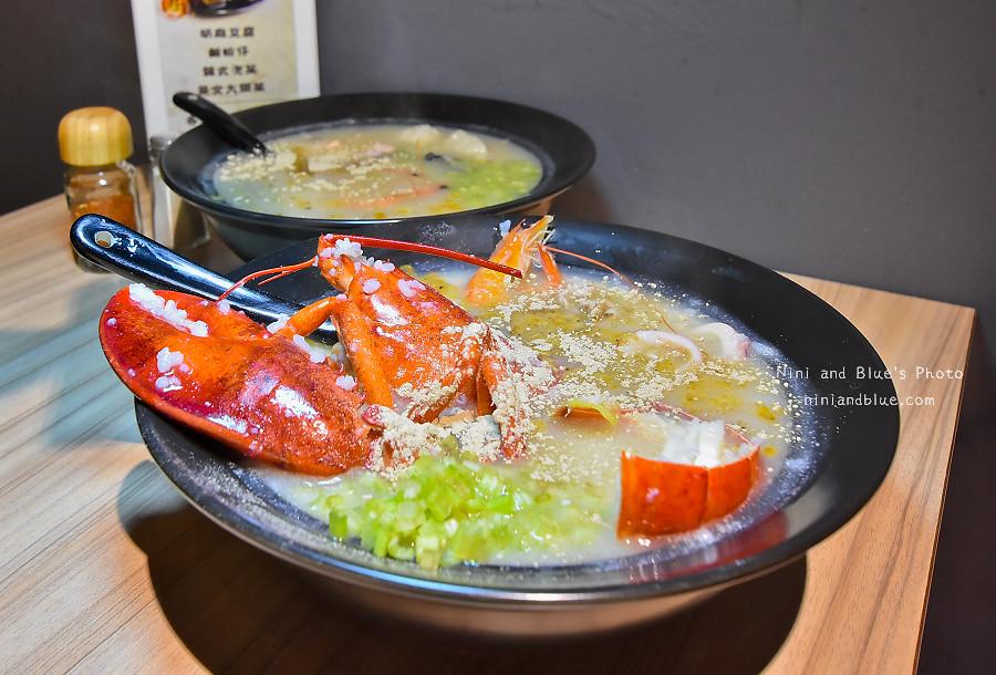 粥堂(龍蝦粥 螃蟹粥)專賣店10