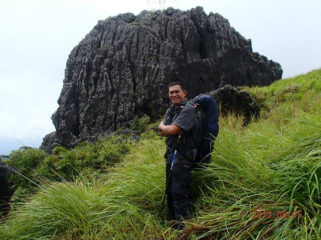 Ruel at Mt. Napulak