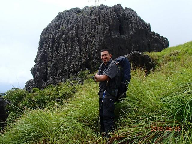 Ruel at Mt. Napulak