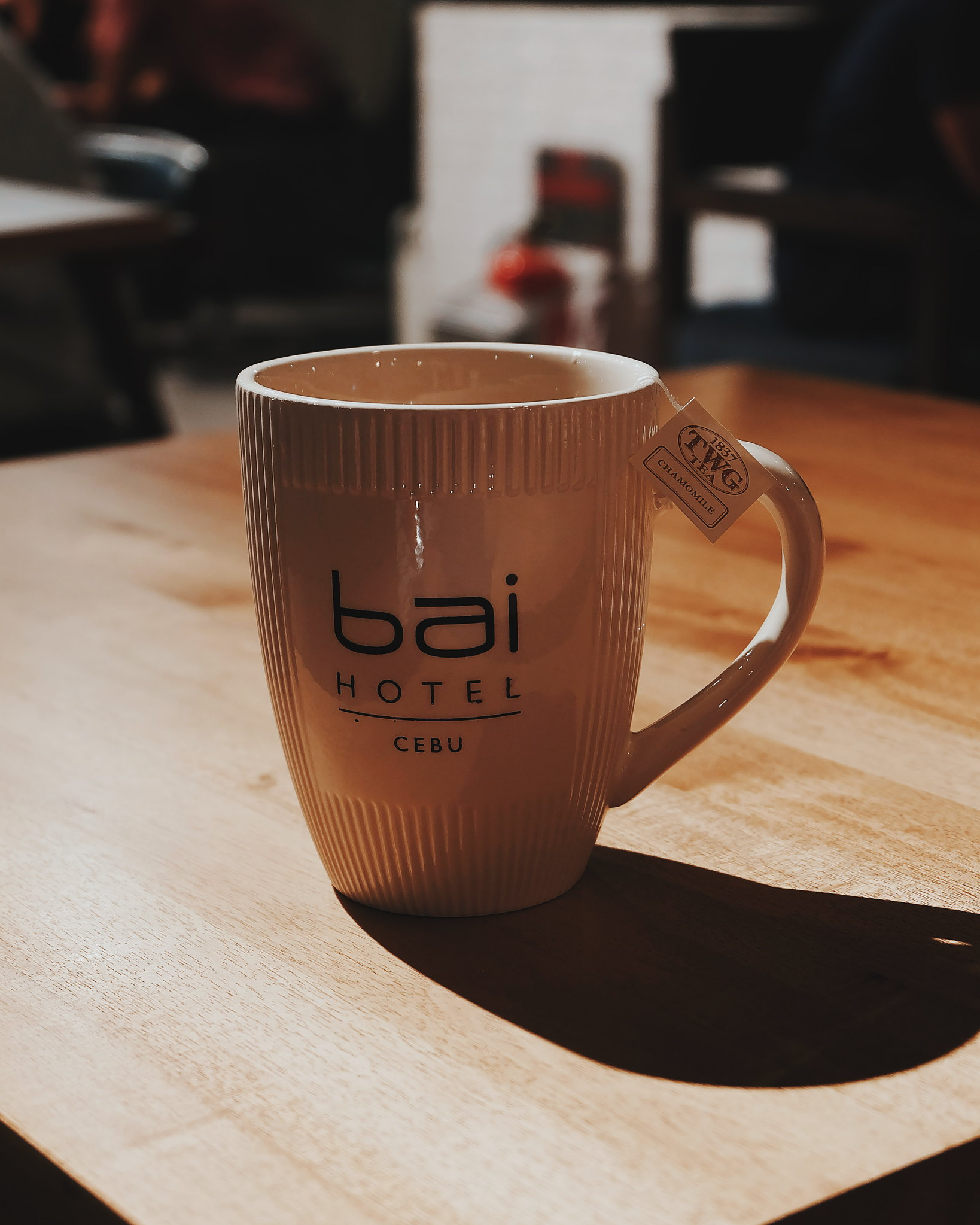 Bai Hotel Cebu Review Wallstreet Coffee Shop