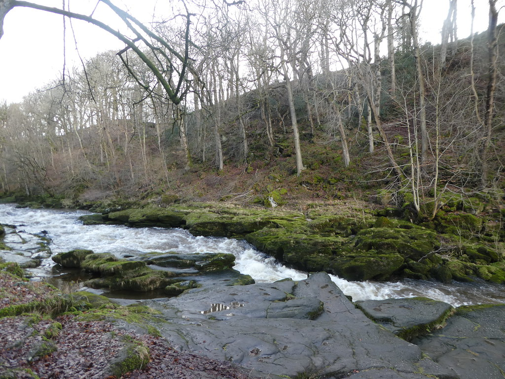 The Strid, Bolton Abbey
