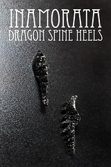 FOR SALE: Inamorata Dragon Spine Heel Parts