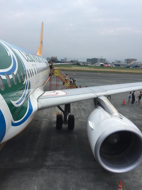 菲律賓宿霧之旅-宿霧航空初體驗
