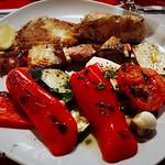 Légumes... et poisson