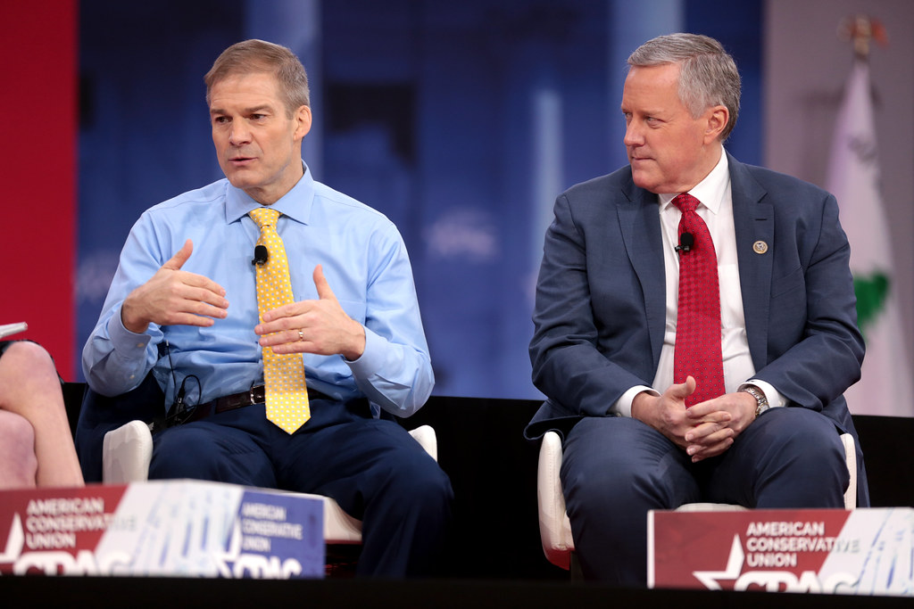 Jim Jordan & Mark Meadows