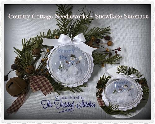 CCN_Snowflake Serenade_Snowglobe Ornament