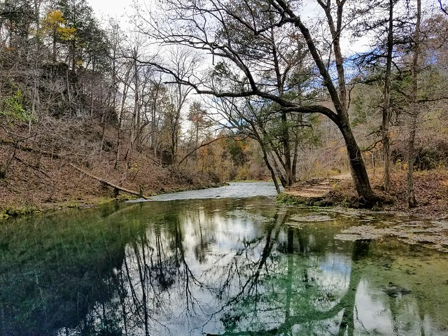 From Current River to Blue Springs