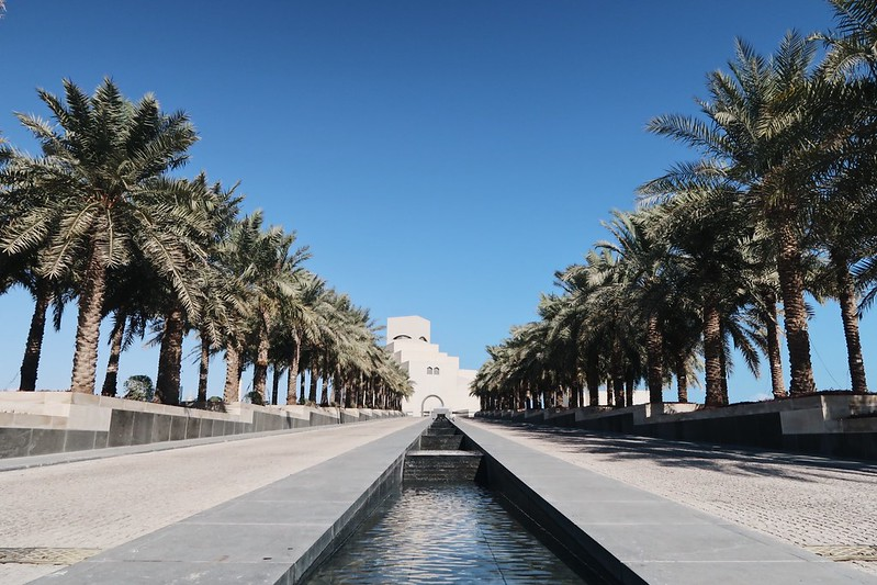 20 magnificent hours in Doha