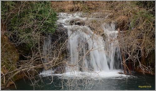 Cascada  de los Chorros.Bijuesca
