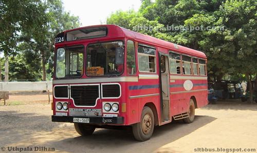 ashokleyland lynx sltb srilanka sltbbusblogspotcom kilinochchi bus public transport
