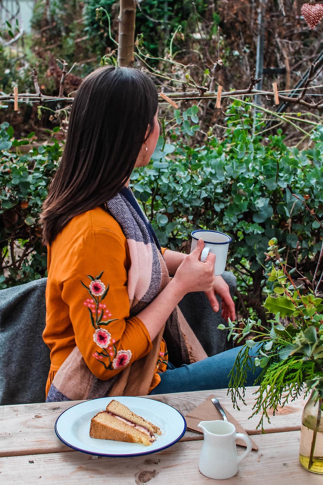 Edinburgh Secret Herb Garden Review Lifestyle blogger travel UK The Little Things IMG_7751
