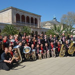 6. Deutsche Brass Band Meisterschaft Bad Kissingen - 08.05.2016