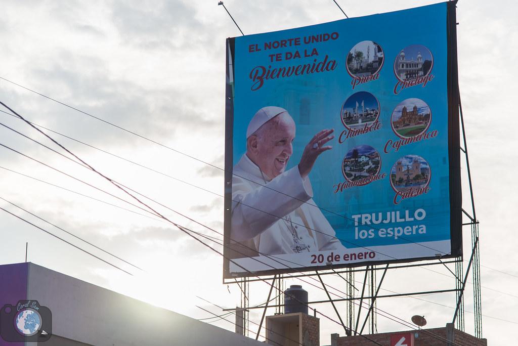 François à Trujillo au Pérou