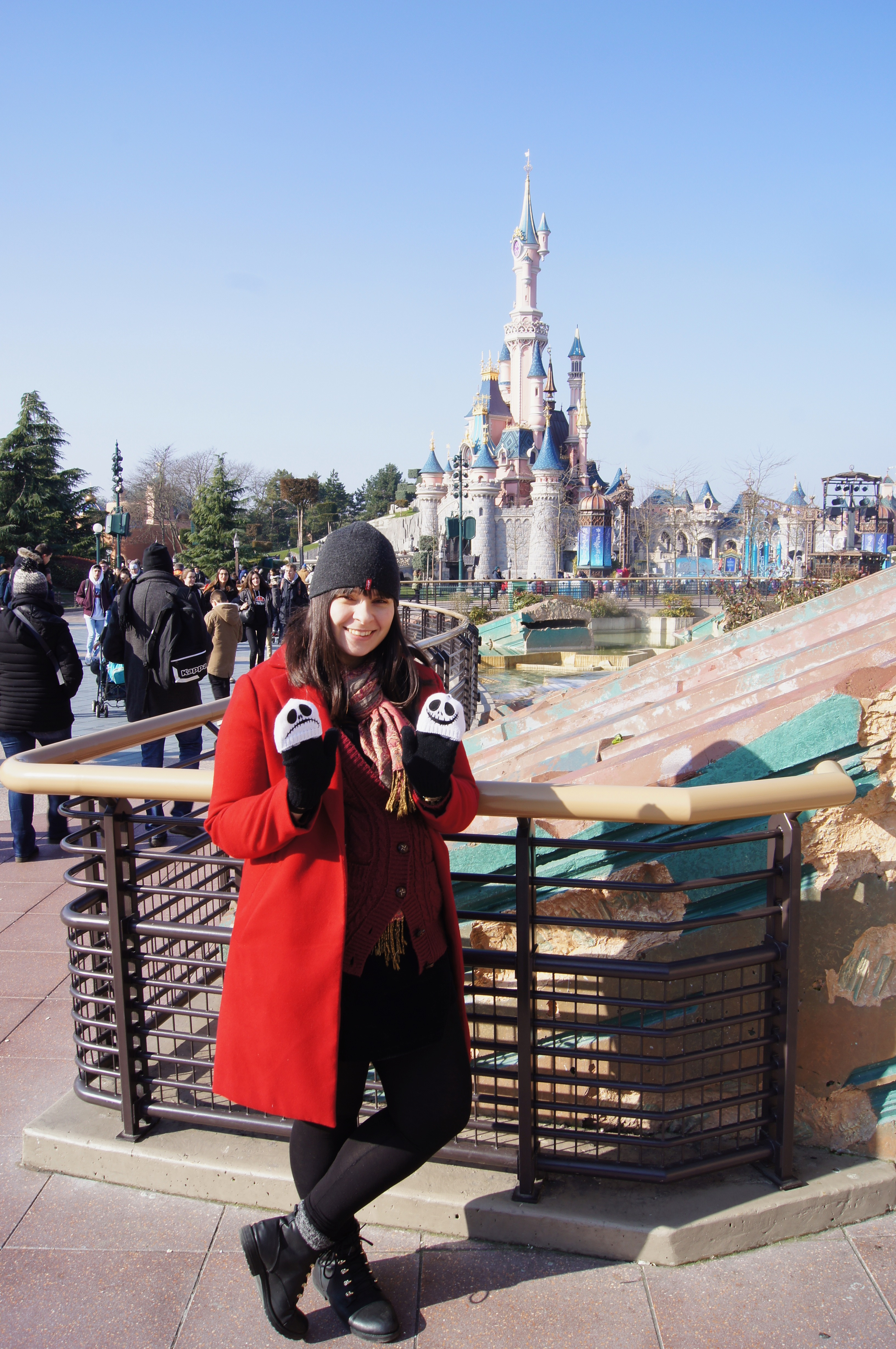 Disneyland Paris Trip - gloves