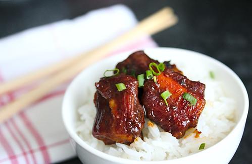 Sườn ram | Vietnamese caramelized ribs