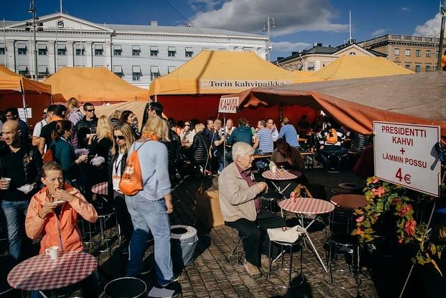 living in Helsinki Finland